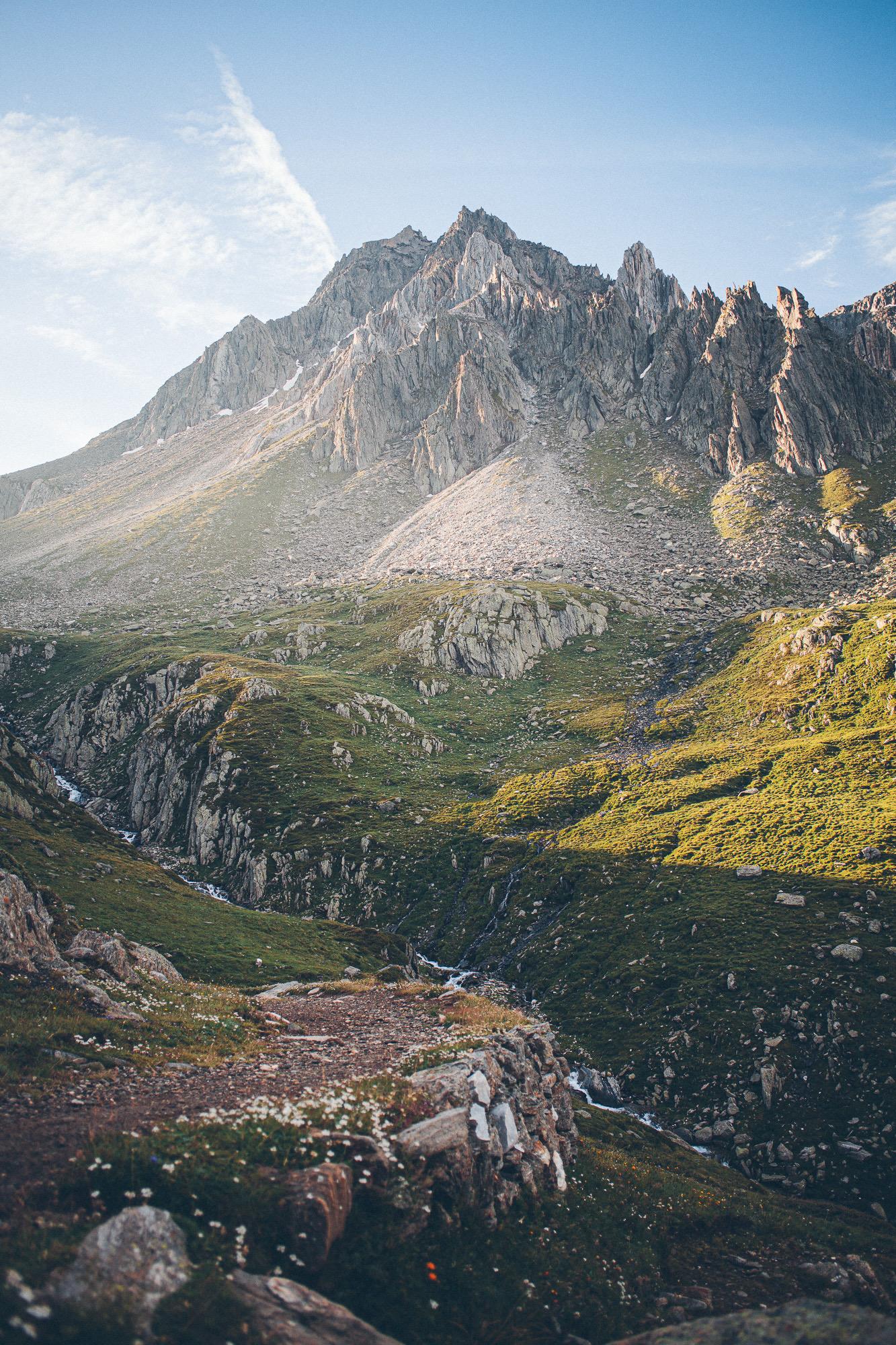 Meraner Höhenweg in Südtirol