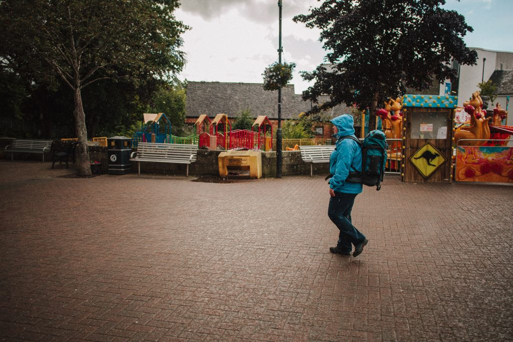 West Highland Way – Tag 1