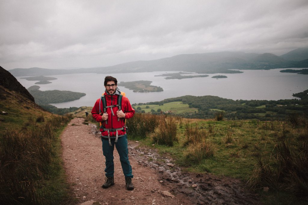West Highland Way – Tag 2