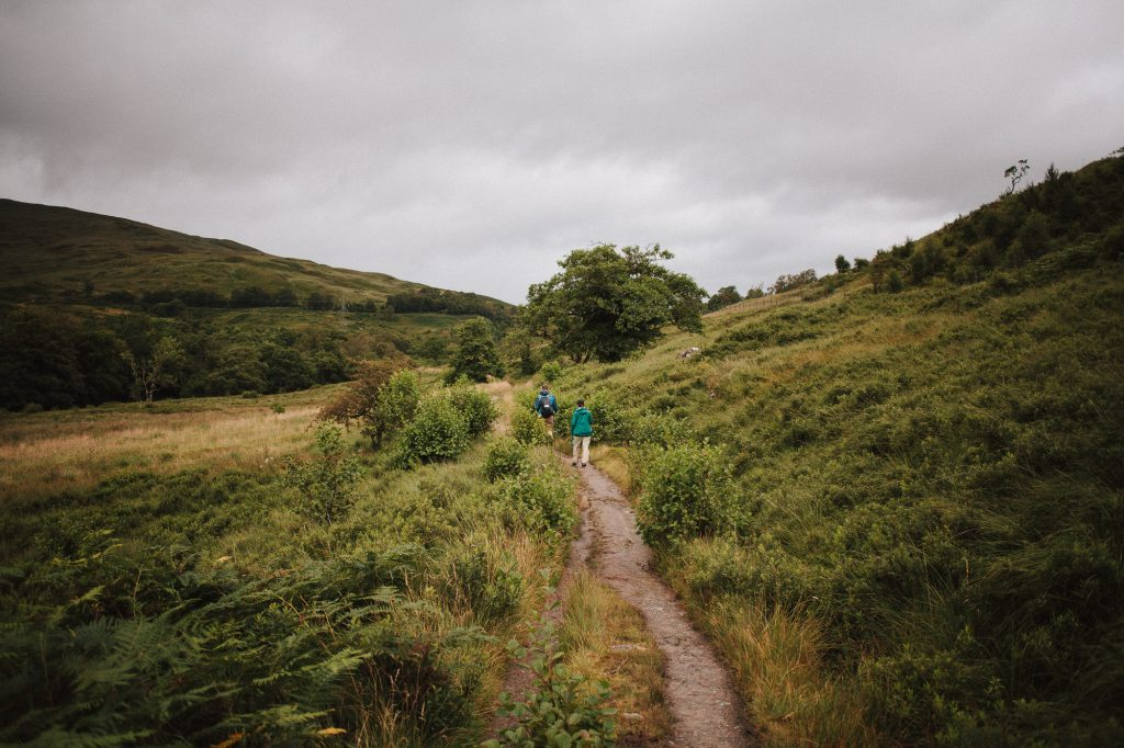 West Highland Way – Tag 4